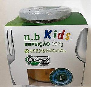 NB Kids Orgânica - Escondidinho de frango com batata doce