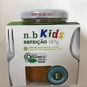 NB Kids Orgânica - Escondidinho de carne com mandioca
