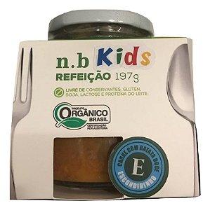 NB Kids Orgânica - Escondidinho de carne com batata doce