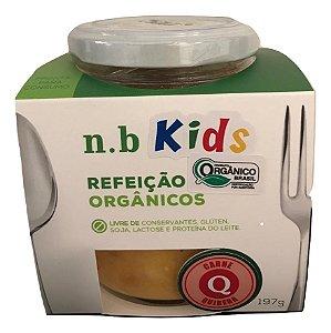 NB Kids Orgânica - Quirera com carne