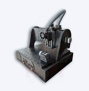 CNC H3N Basic Ourives Spindle 0.7cv 50x50x7cm - com Gravação Interna