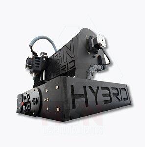 CNC H3N Hybrid Ourives Spindle 0.85cv 30x30x7cm