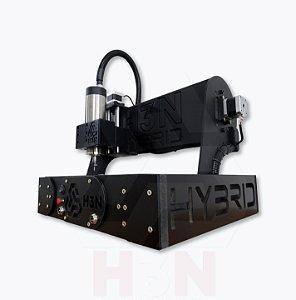 CNC H3N Hybrid Artesanato Spindle 1cv  30x30x7cm