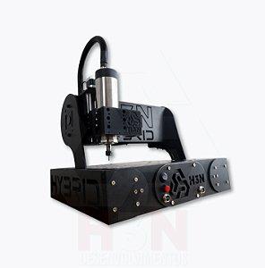 CNC H3N Hybrid Artesanato Spindle 1cv 50x50x7cm