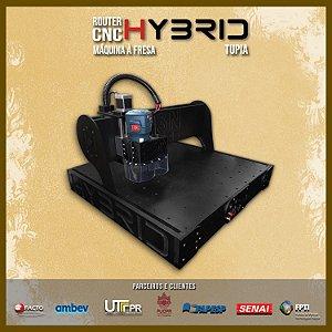 CNC H3N Hybrid Artesanato Tupia 50x50x7cm  promoção