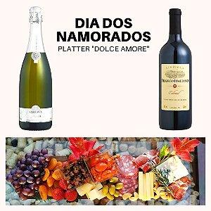Kit Namorados Platter Dolce Amore