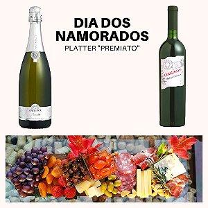 Kit Namorados Platter Premiato