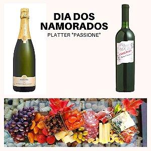 Kit Namorados Platter Passione