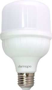 Lâmpada LED Bulbo T138 50W Branco Frio