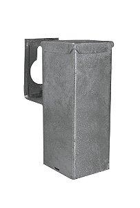 Reator Mercúrio Externo Galvanizado 125W