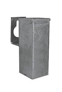 Reator Sódio Externo Galvanizado 100W ENCE