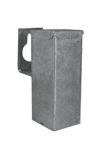 Reator Sódio Externo Galvanizado 150W PROCEL