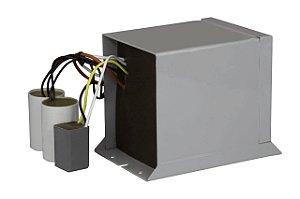 Reator Metálico Interno Pintado HPI 1000W