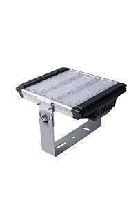 Luminária Projetor LED Industrial Modular 150W 5000K 60°