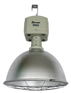 Luminária Prismática 16 Polegadas Alumínio