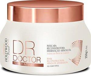 Hollywood Brasil Máscara Doctor Repair Intense 250 gr