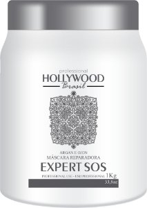 Hollywood Brasil Máscara Expert  SOS 1 KG