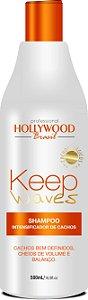Hollywood Brasil Shampoo Keep Waves 500ml