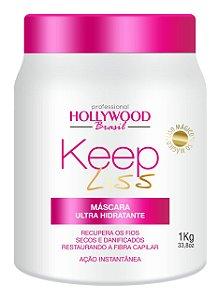 Hollywood Brasil Máscara Keep Waves 1kg