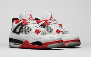 Jordan IV Fire Red