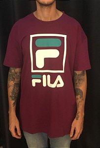 Camiseta Fila Purple