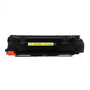 Toner compativel HP CE278A 78A P1566 P1560 P1600 M1530 M1536