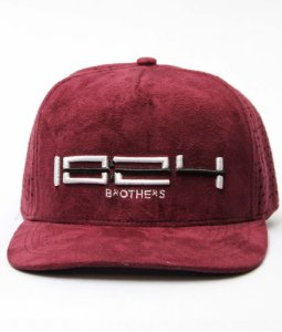 Boné Brothers  PV1824 Bordô
