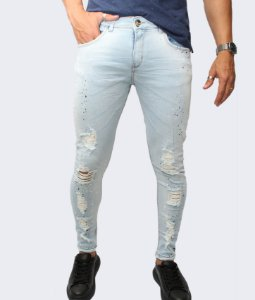 Calça Jeans Drops