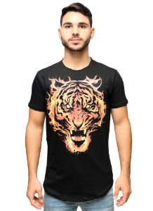 Camiseta Brothers Tiger Fire