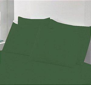 Fronha Avulsa de Malha 250 Image - Verde Floresta - Buettner