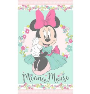 Toalha de Banho Disney Minnie Liberty - Santista