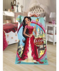 Toalha de Praia Velour Elena de Avalor 03 Disney
