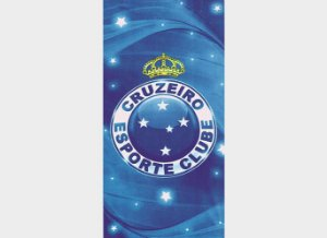 Toalha de Praia Futebol Cruzeiro 07 - Dohler