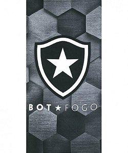 Toalha de Praia Futebol Velour Botafogo 07 - Dohler