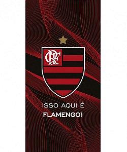 Toalha de Futebol Flamengo 10 - Dohler