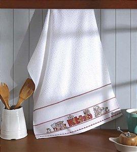 Pano de Copa para Bordar Dohler Vigo FJ-5843 Kitchen