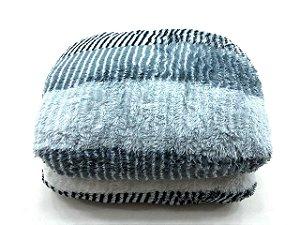 Cobertor Casal 1,80m x 2,20m Mont Blanc Rozac Pelo Alto Mendes