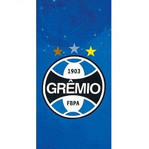 Toalha Veludo 100% algodão Grêmio 10 Dohler