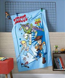 Toalha de Banho Felpuda 100% algodão Disney Toy Story 4