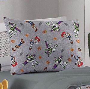 Fronha avulsa 1 peça de Malha Disney Toy Story Mescla Portallar