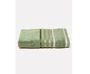 Toalha de Rosto Fio Penteado Lumina Verde Karsten