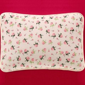 Jogo de Cama Casal 3 peças de Malha 100% algodão lençol com elástico liso e fronhas estampadas Vivaldi Melrose