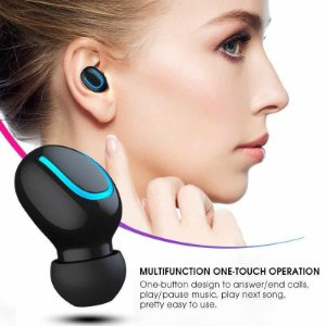 Fones De Ouvido Estéreo Sem Fio Bluetooth 5.0 Tws-q32