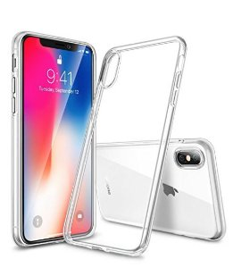 Capa Transparente Para Iphone  Xs Xr X 8p 8 7p 7 6p 6