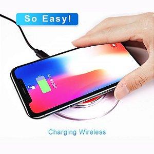 Carregado Wireless Sem Fio Rápido