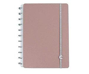 Caderno Inteligente Chic Nude Grande