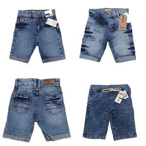 Jeans masculino 1 a 8 anos ( Escolha a quantidade)