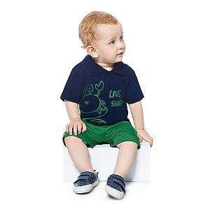 Mini Kit Multimarcas Bebê Menino P-M-G