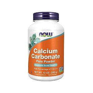 Carbonato de Cálcio em Pó 340g - Now Foods