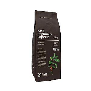 Café Orgânico Especial Moído Intenso 100% Arábica 500g - IAO